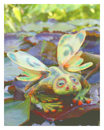 Flugkröte
