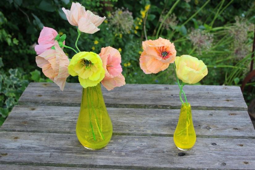 Top-Vasen für den kalifornischenMohn