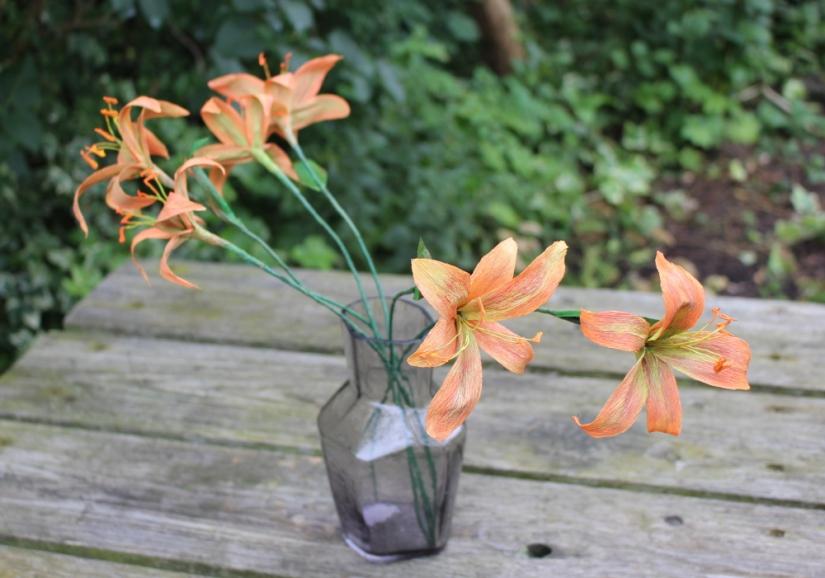 Taglilien, wie aus meinemGarten