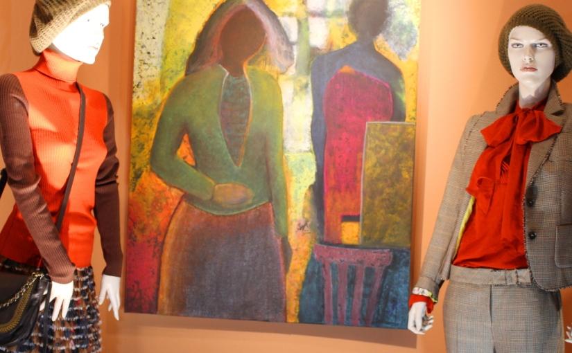 Ausstellung im Cocodrillo