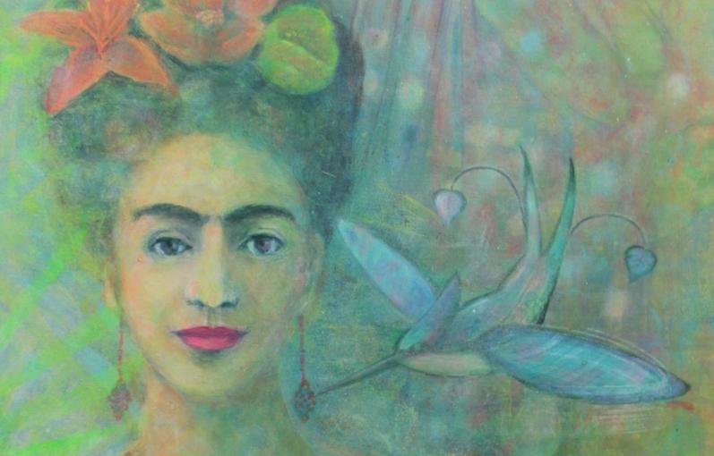 Frida (Bildausschnitt)