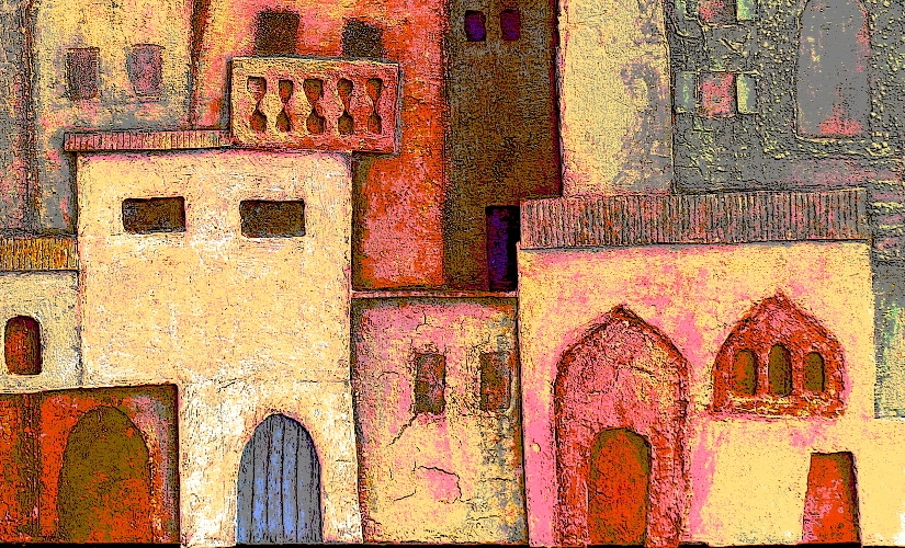 Marokko(Bildausschnitt)