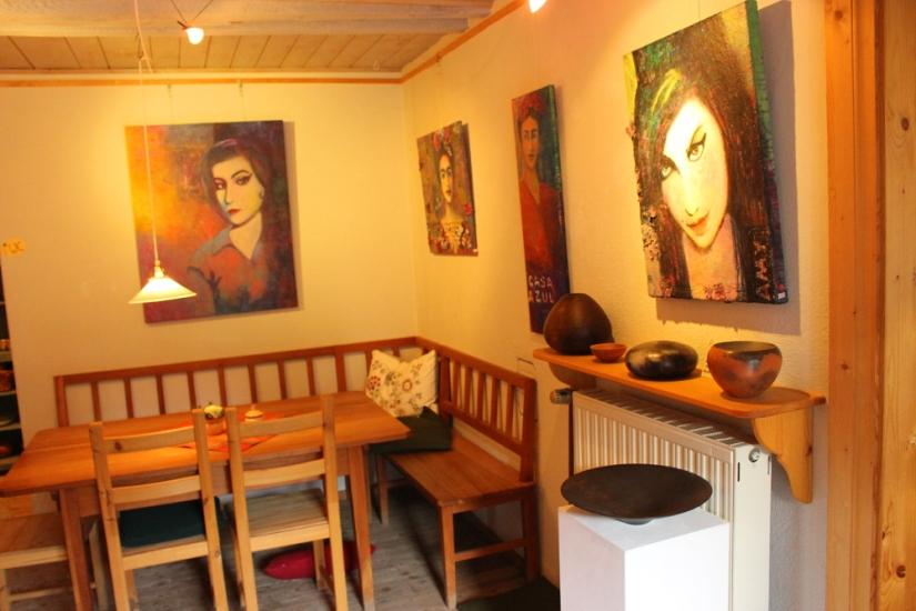 Ausstellung im CafeKunzmann