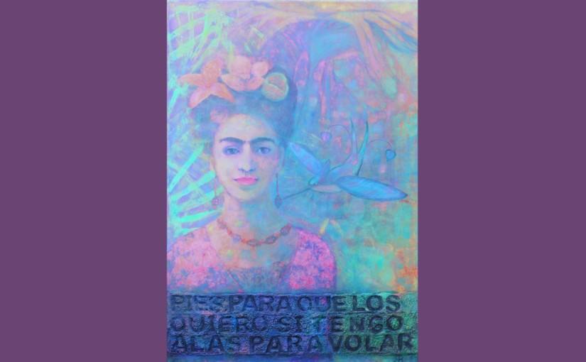 Frida Kahlo hat michverlassen