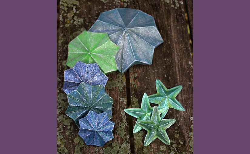 Antikisierte Sterne